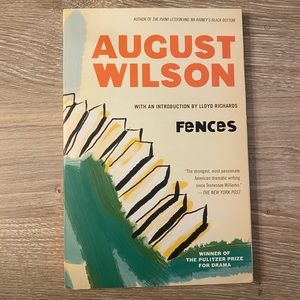 3/$25 FENCES by August Wilson